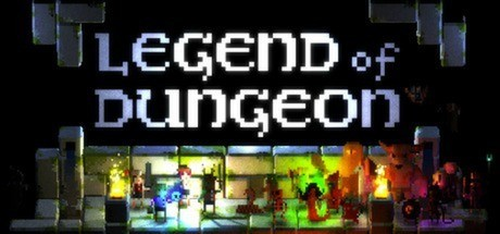Купить Legend of Dungeon