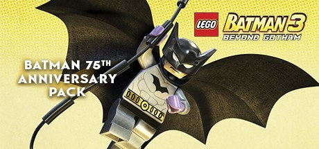 Купить LEGO Batman 3: Beyond Gotham DLC: Batman 75th Anniversary