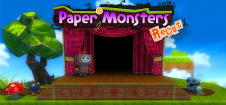 Купить Paper Monsters Recut