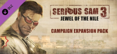 Логотип Serious Sam 3: Jewel of the Nile