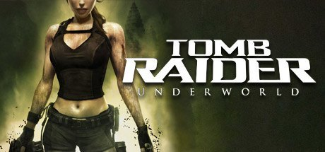 Логотип Tomb Raider: Underworld