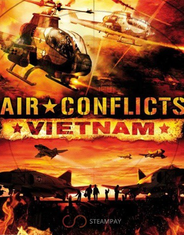 Купить Air Conflicts: Vietnam