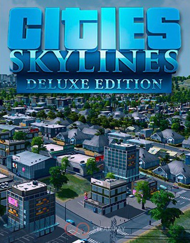 Купить Cities: Skylines Deluxe Edition
