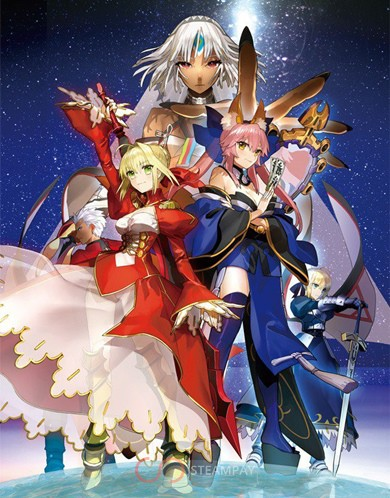 Купить Fate/EXTELLA