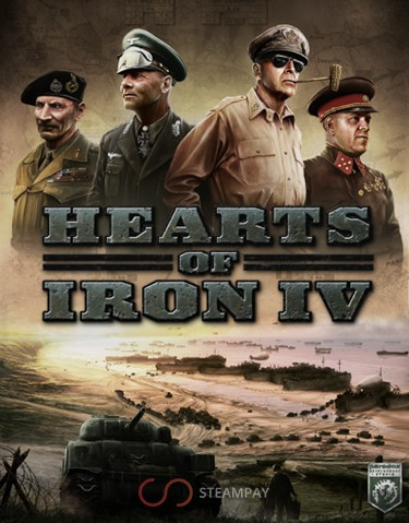 Купить Hearts of Iron IV: Colonel Edition Upgrade Pack