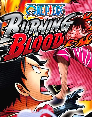 Купить One Piece Burning Blood Gold Pack