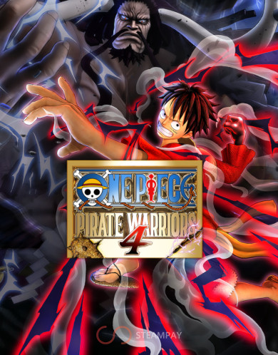 Купить One Piece Pirate Warriors 4