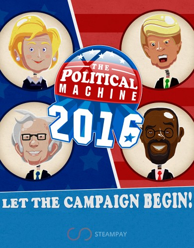 Купить The Political Machine 2016