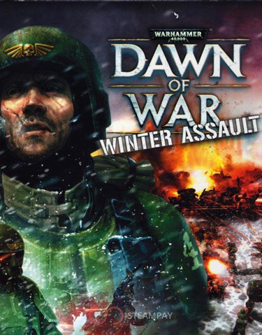 Купить Warhammer 40,000: Dawn Of War – Winter Assault